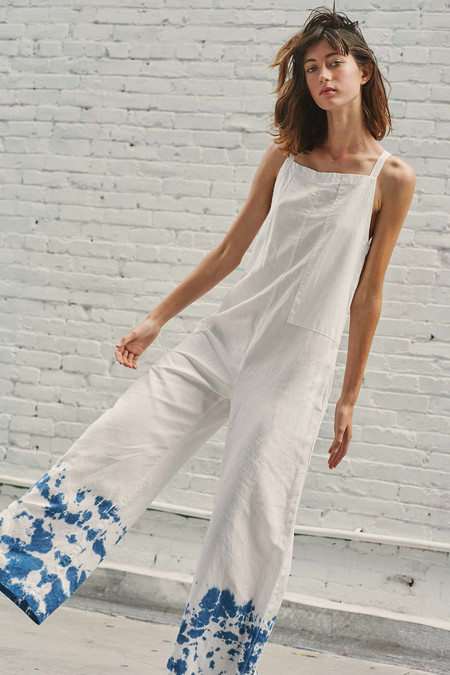 Lacausa Clothing Patch Jumpsuit