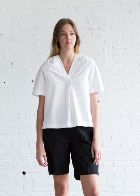Reality Studio Sylt Top White