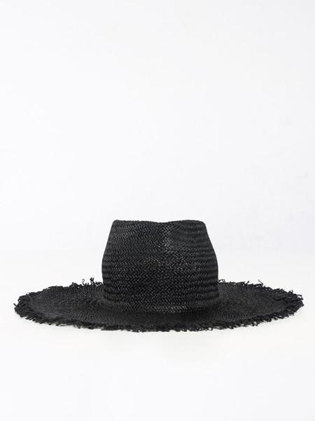 Reinhard Plank Nana Hat Black