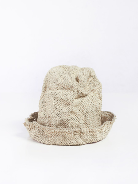 Reinhard Plank Arti Hat Washed White