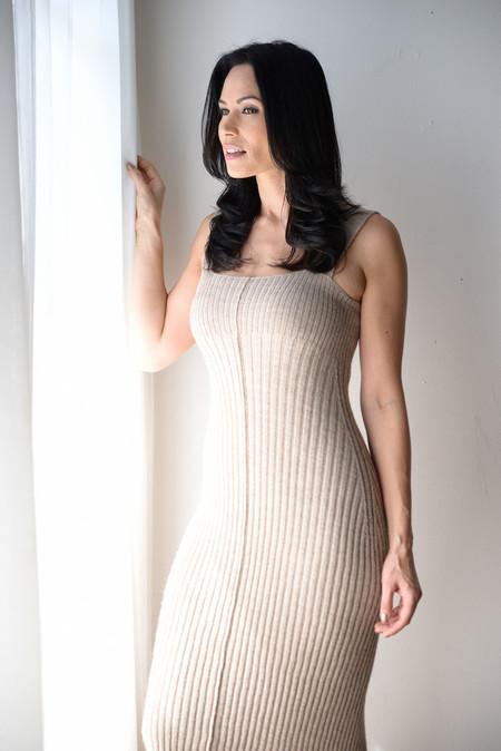 Lauren Manoogian - Ribbed Dress
