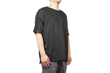 "STAMPD REMASTERED SHIRT ""BLACK"""