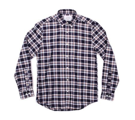 Portuguese Flannel Budo Long Sleeve Shirt