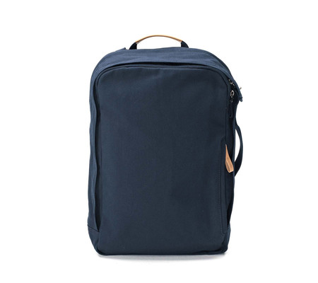 QWSTION Backpack | Organic Navy