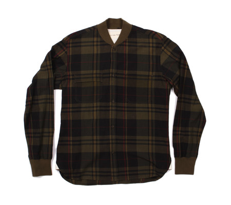 Universal Works Sport Shirt | Madras Check