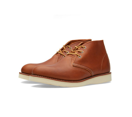 Red Wing Shoes Work Chukka | 3140 Oro Leather