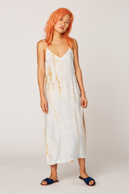 Lacausa Clothing Alma Slip Dress