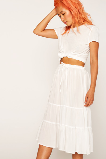 Lacausa Clothing Petti Skirt