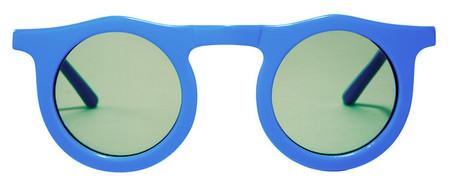 CARLA COLOUR Lind Circles Sunglasses - Ovablueku