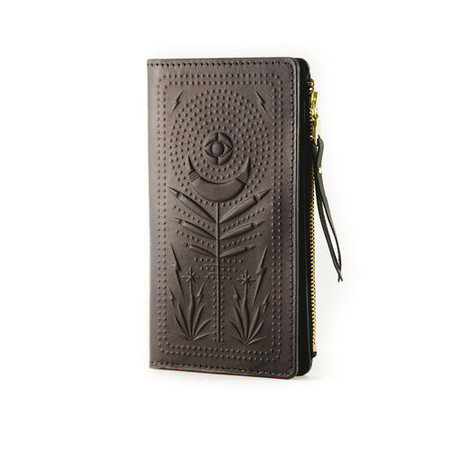 Animal Handmade night safari wallet