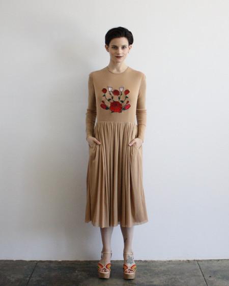 Rachel Antonoff Van dress