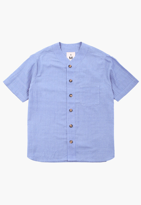 New Market Goods Bayu Baseball Button-Down
