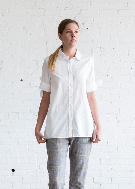 Hope Dada Shirt White