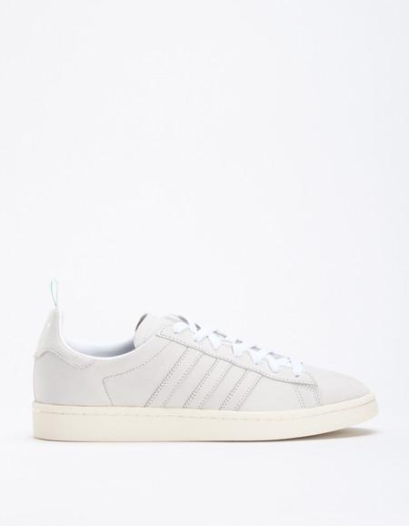 Adidas Campus Footwear White Vintage White