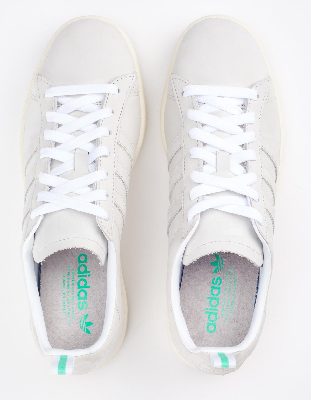 63948ab5591c2f Adidas Campus Footwear White Vintage White
