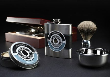 The Men's Soap Shop Quatro Grooming Bergamot Set