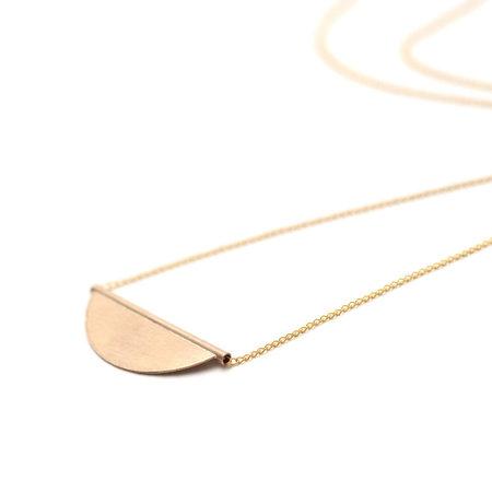 Favor Fragment Necklace