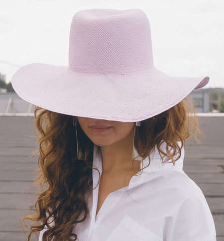 GARMENTORY EXCLUSIVE | Brookes Boswell Panama Hat