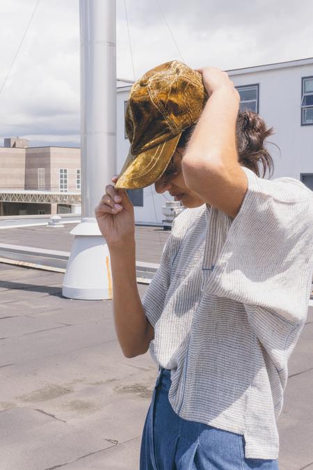 GARMENTORY EXCLUSIVE | Colorant Velvet Hat
