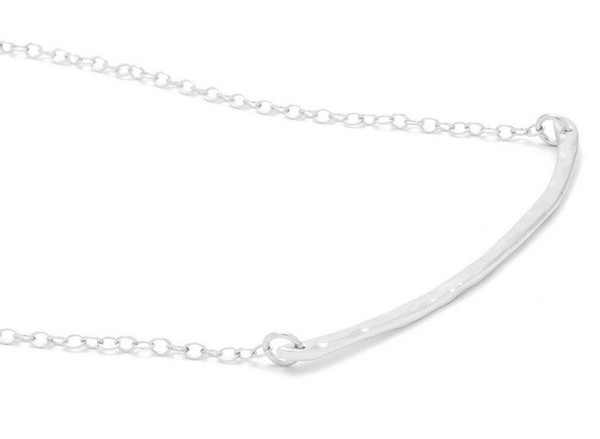 Gorjana Taner Bar Necklace (small)