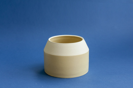 GARMENTORY EXCLUSIVE | YYY Butter Low Vase
