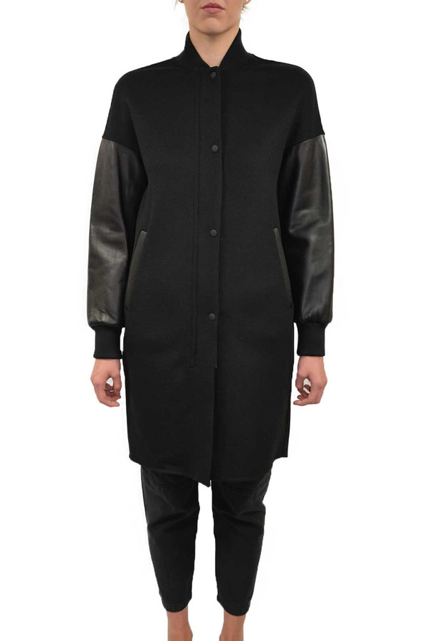 Mackage Hayden Long Wool Coat