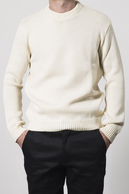UNISEX GOOD STUDIOS  AUSTRALIAN WOOL CREW NECK JUMPER