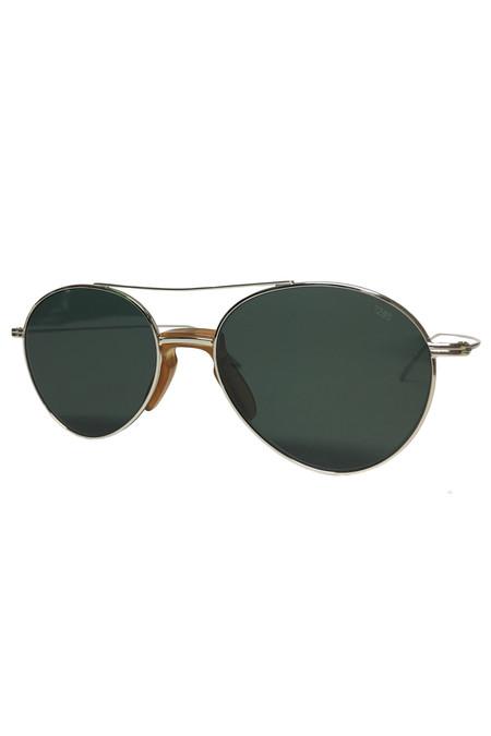 Eyevan7285 Metal 716 Sunglasses - Silver