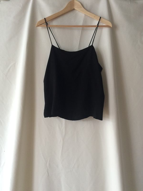 Objects Without Meaning Cami top