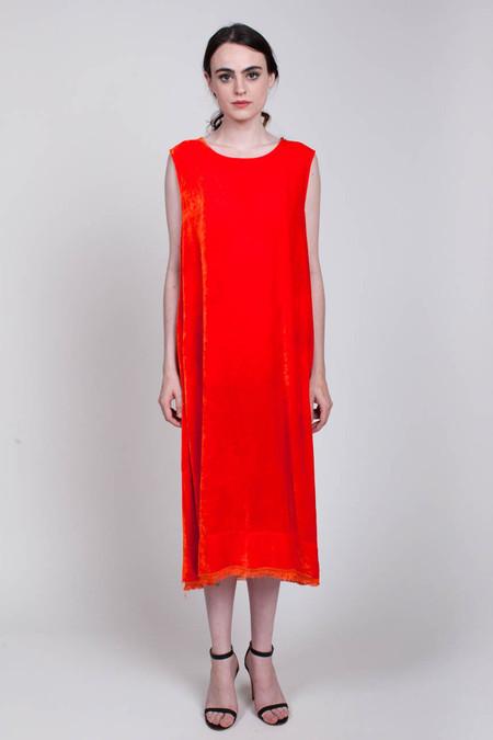 Raquel Allegra Shell Dress
