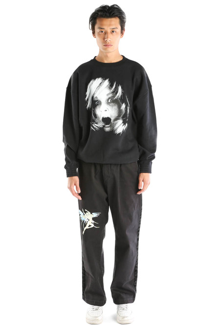 Off-White Screaming Girl Crewneck