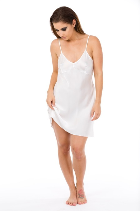 KENT Woman BIFF Organic Silk Slip