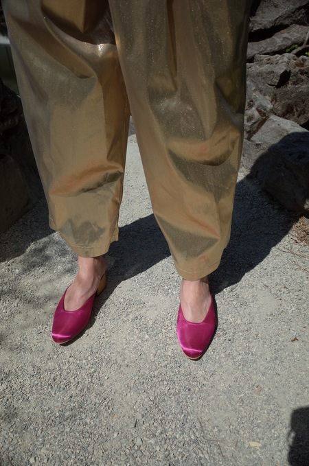 Sincerely Tommy 54 Pants - Gold