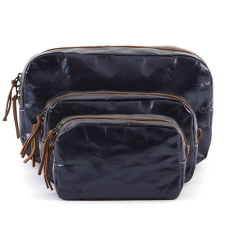 Uashmama Metallic Cosmetic Bag