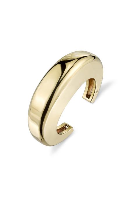 Gabriela Artigas & Company Gold Lunula Cuff