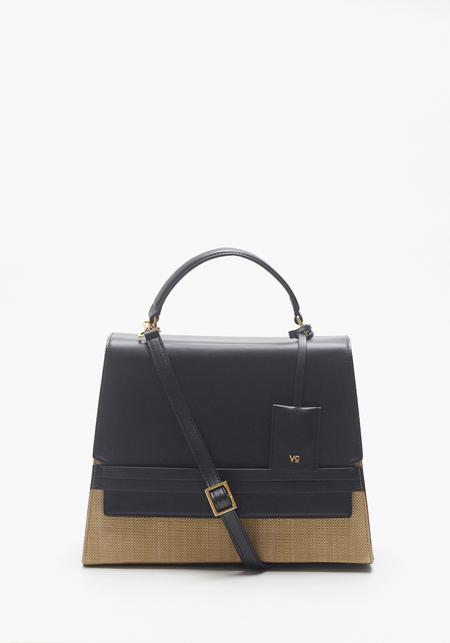 Vasic Black Gentee Bag