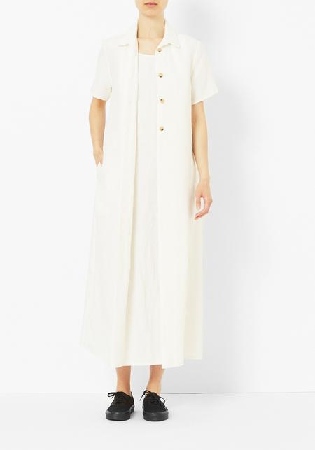 Creatures of Comfort Moritz White Dress