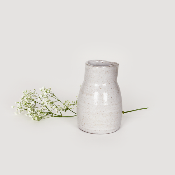 Helen Levi mini ceramic pitcher