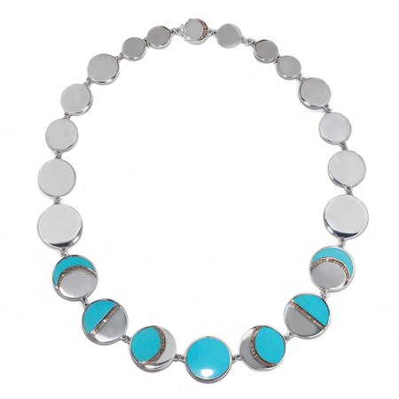 Pamela Love Moon Phase Collar