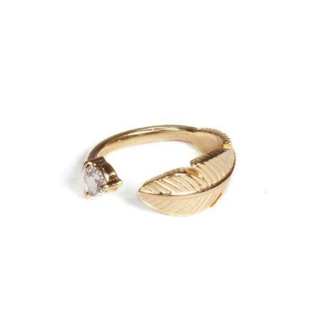 Pamela Love Pluma Ring
