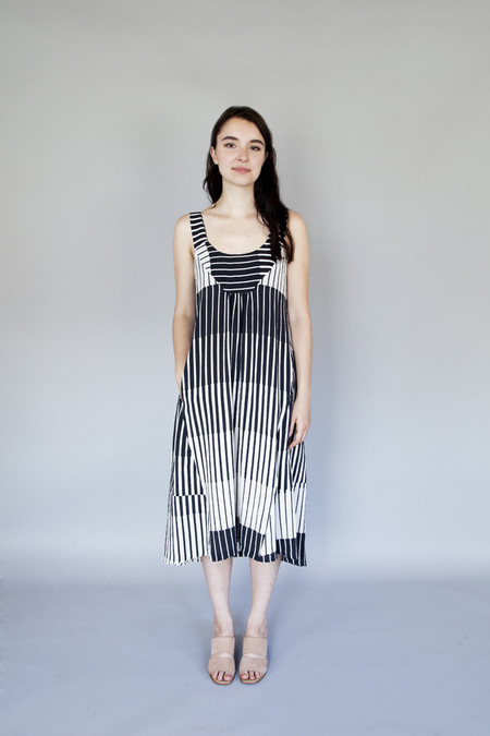 Allison Wonderland – Tivoli Dress Stripe