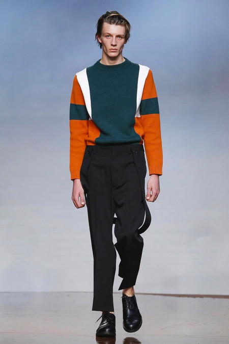 Marni Colorblocked Pullover