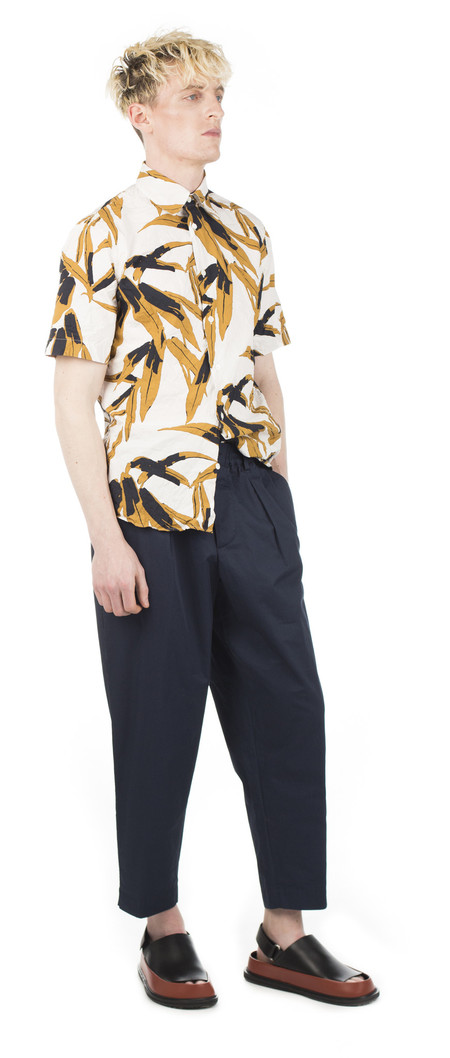 Men's Marni Cropped Trousers