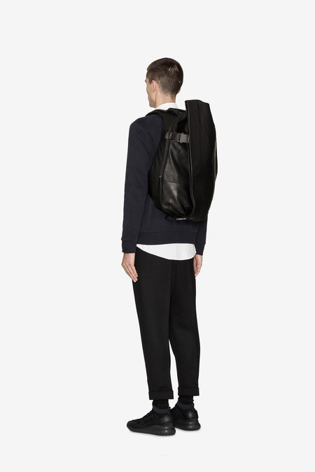 Cote & Ciel Isar Alias Leather Backpack