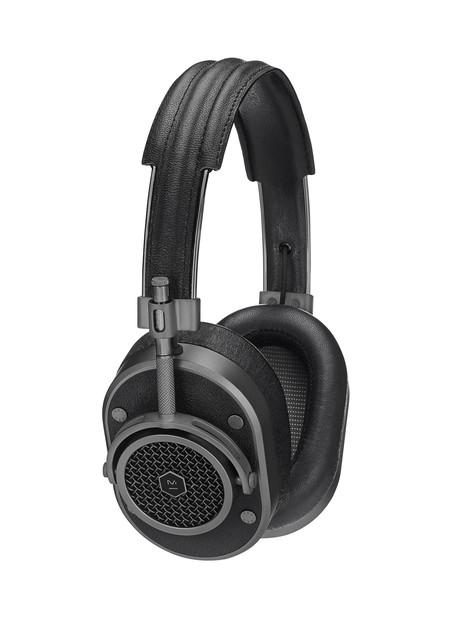 Master & Dynamic MH40 Over Ear Headphones, Gunmetal