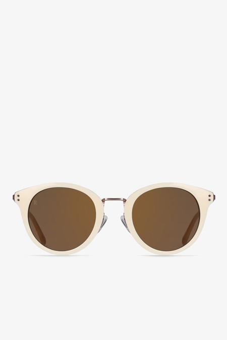 Raen Optics Potrero sunglasses in bone