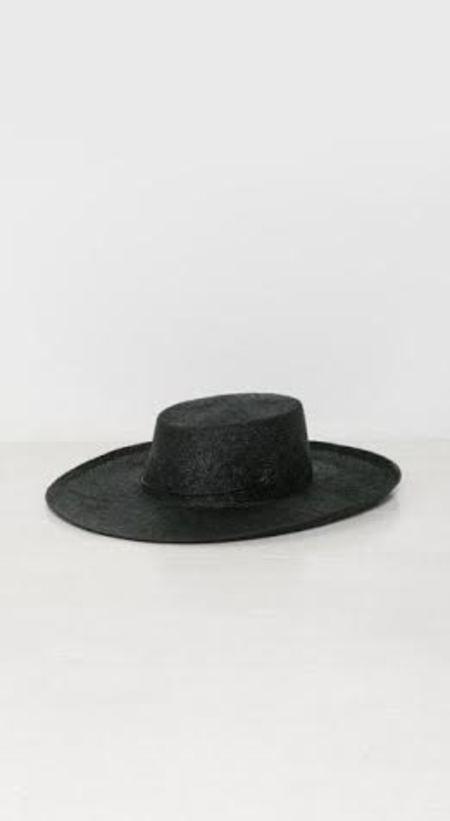 SAMUJI AUDREY HAT - BLACK