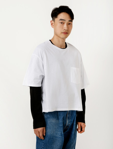 Hed Mayner T-Shirt White
