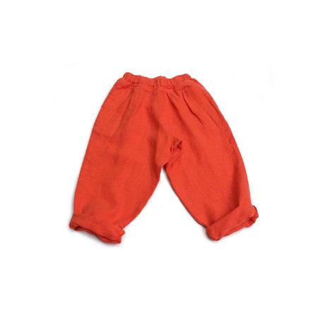 Kid's Black Crane Carpenter Pants