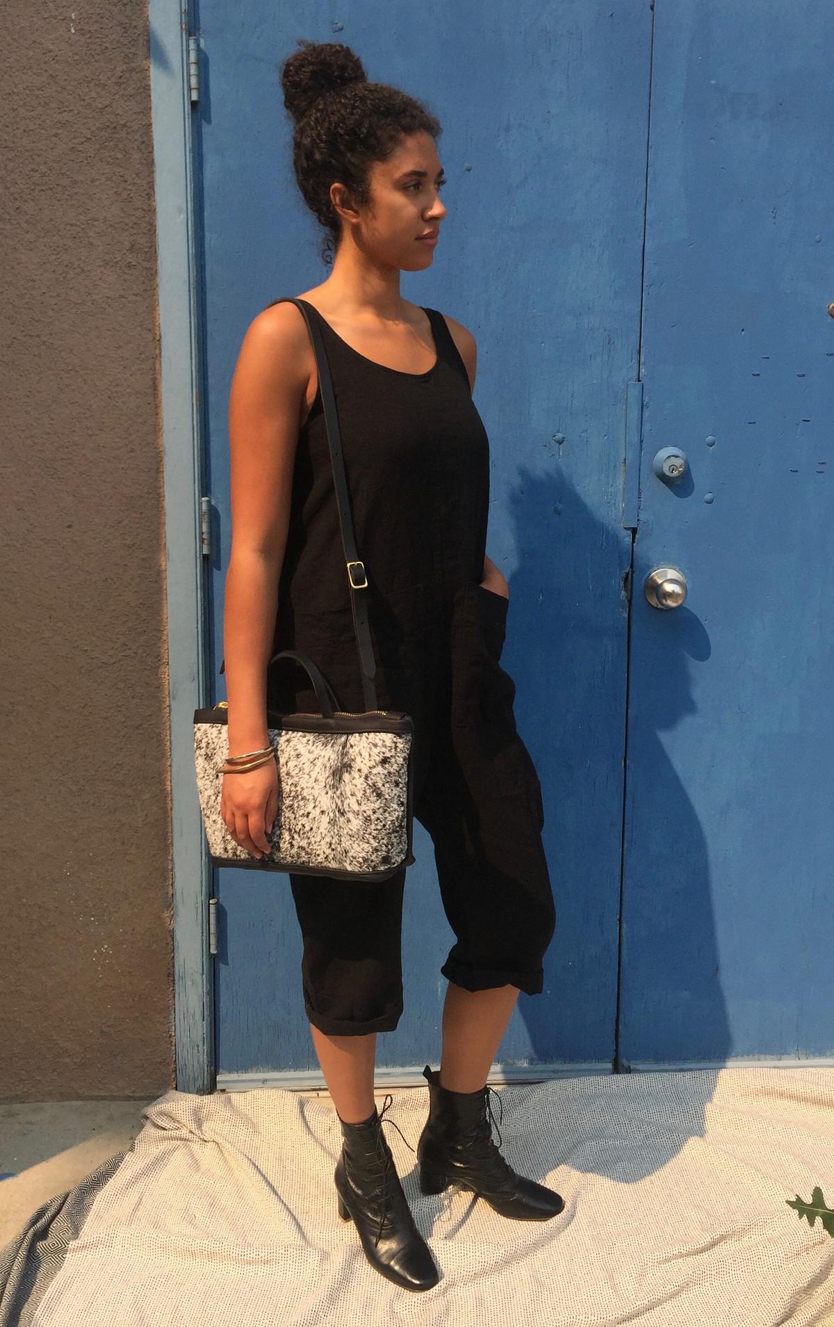 By Far Lada Leather Black Boots Garmentory